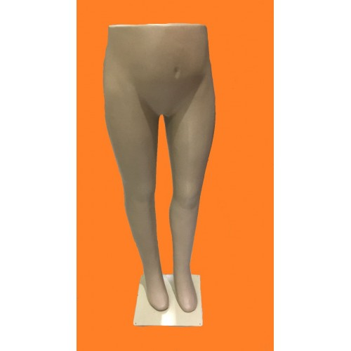 expositor calca fem GG bege MC-1247
